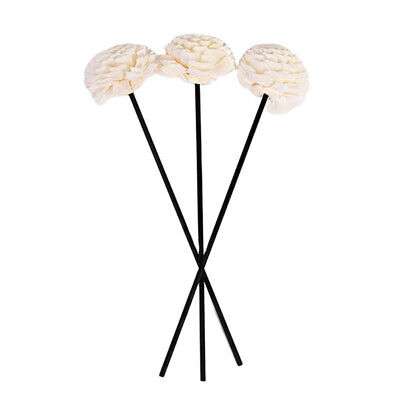 AU12.99 • Buy 3pcs Sticks Sola Flower Rattan Reed Fragrance Diffuser No-fire Replacement Aroma