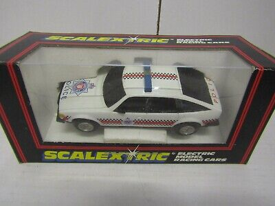 £34.99 • Buy Scalextric C315 Police Rover Vintage Boxed In Incorrect Box