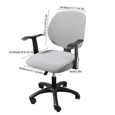 AU16.46 • Buy Four Seasons Furniture Protector Full Wrap Office Chair Cover Dustproof Washable