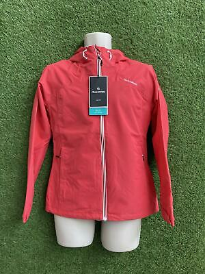 £14.50 • Buy New Craghoppers Womens Outdoor Winter Toscana Jacket Waterproof Size 8 Rio Red