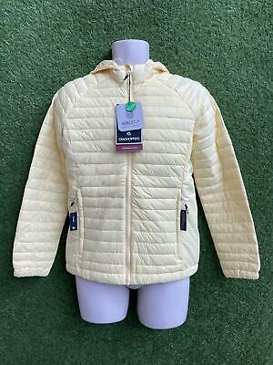 £19.99 • Buy New Craghoppers Womens Outdoor Winter VentaLite Hooded Jacket Size 14 Buttercup