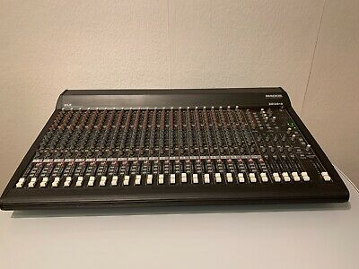 £338.33 • Buy Mackie Sr24-4 Bus Mixing Console