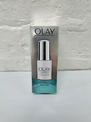 AU15.52 • Buy OLAY Luminous Miracle Boost Concentrate Advanced Tone Perfecting Prepare 1oz-New