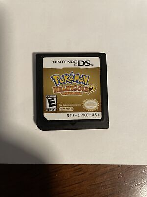 $72 • Buy Pokemon Heartgold DS Game *Authentic* Pokémon Game Cartridge Perfect Condition