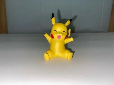 $30 • Buy 3D Printed And Hand-painted Pikachu Pokemon