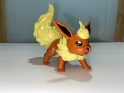 $30 • Buy 3D Printed And Hand-painted Flareon Pokemon