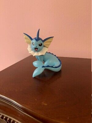 $30 • Buy 3D Printed And Hand-painted Vaporeon Pokemon