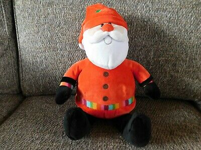 £9.99 • Buy Tesco Chilly And Friends Christmas Plush Santa Claus 18