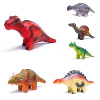 AU14.52 • Buy 6 Pieces Dinosaur Squishy Toys Set For Slow Rising Stress Relief Super Soft
