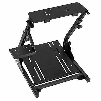 £129.99 • Buy Racing Wheel Stand Pro Shifter Mount Height Adjustable Driving Simulator Cockpit