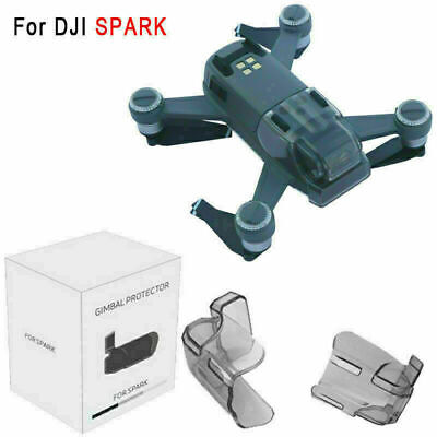 AU12.68 • Buy Protector Case Camera Lens Guard For DJI Spark Drone Gimbal Transparent Cover