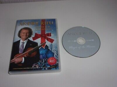 £4.99 • Buy 2 X Dvd Andre Rieu Home For Christmas & Magic Of The Movies