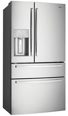 AU2639 • Buy Westinghouse 609L French Door Refrigerator WHE6874SA | Greater Sydney Only