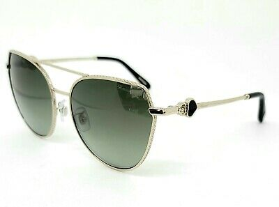 £127.55 • Buy CHOPARD  Sunglasses& JEWELERY   100% AUTHENTIC Mod Sch 87S  NEW  SILVER