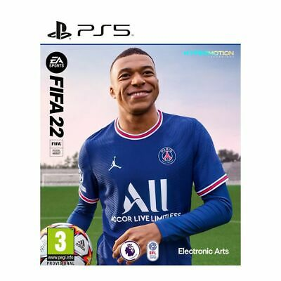 £57.95 • Buy Fifa 22 (ps5)  Brand New And Sealed - In Stock - Quick Dispatch - Free Postage