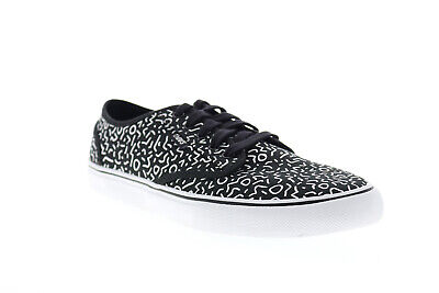 AU63.98 • Buy DVS Rico CT DVF0000142978 Mens Black Canvas Skate Inspired Sneakers Shoes