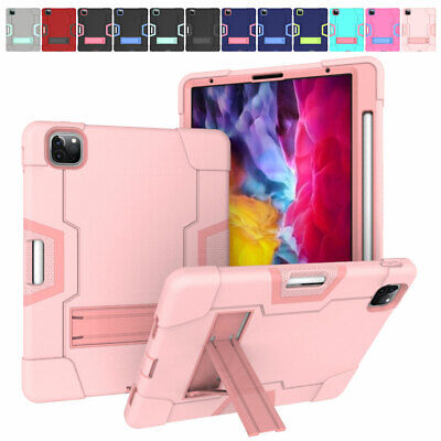 AU26.74 • Buy For Apple IPad Pro 9.7 10.5 11 Heavy Duty Shockproof Hybrid 3 Layer Case Cover