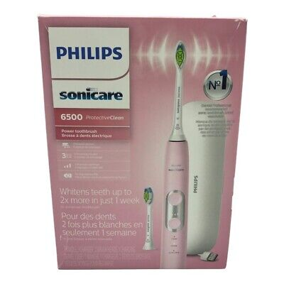 AU133.53 • Buy Philips Sonicare ProtectiveClean 6500 Rechargeable Electric Toothbrush