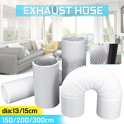 AU15.29 • Buy Exhaust Hose/ Window Kit Plate Door/Window Seal Cloth Air Conditioner Spare Part
