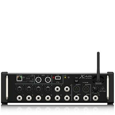 £435.77 • Buy New Behringer Digital Mixer X AIR 12 Inputs For IPad Android Tablet Wifi XR12