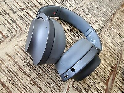 AU169 • Buy SONY Wh-H900N H.ear On 2 Wireless NC Noise Cancelling Headphones Moonlit Blue