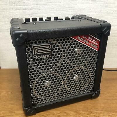 AU321.91 • Buy Roland MICRO CUBE RX Guitar Amp With 4 Compact Custom Speakers Black Shipped JP