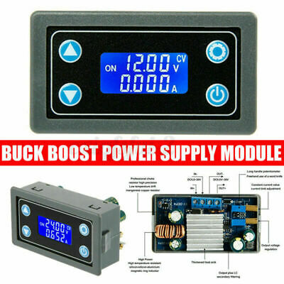 £13.59 • Buy Power Supply Module Adjustable Constant Voltage Buck Boost With LCD Display