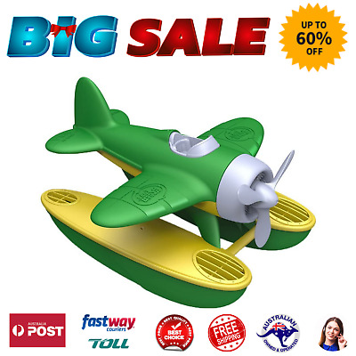 AU22.19 • Buy Green Toys SEAG-1029 Seaplane Water Play Fun Toys For Kids
