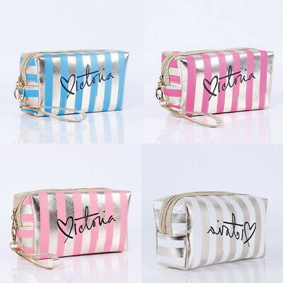 £5.69 • Buy Womens Waterproof Laser Cosmetic Bag Pouch Wash Toiletry Bag Travel Bag Make Up~