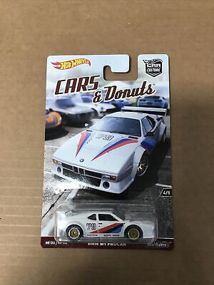 AU6.44 • Buy Hot Wheels Car Culture Cars And Donuts BMW M1 Procar # 4/5 Real Riders
