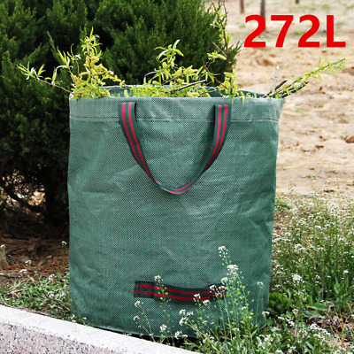 £5.99 • Buy Extra Large Garden Waste Bags Refuse Heavy Duty Sacks Grass Leaves Rubbish Bags