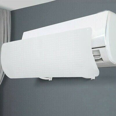 AU21.89 • Buy Punch-free Air Conditioner Shield Deflector Wind Baffle Anti-direct Blow Cover