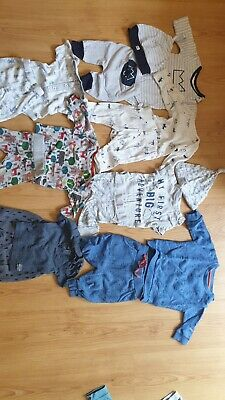 £2.70 • Buy 0-3months Bundle Boy Matching Outfits
