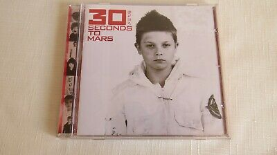 £1 • Buy 30 Seconds To Mars - Self-titled Debut Cd Album - Good Condition