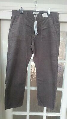 £10 • Buy Women's Marks And Spencer Cord Ankle Grazers Size 18 New With Tags