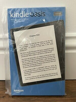 AU85.40 • Buy Amazon Kindle Oasis (10th Generation) 7  32GB, Wi-Fi + Free Mobile Connectivity