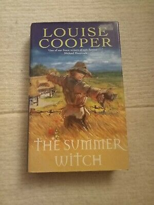£4.99 • Buy Louise Cooper - The Summer Witch - 1st Ed. HB