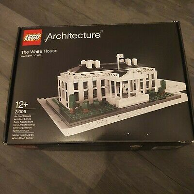 £16 • Buy LEGO Architecture 21006 The White House - Complete (Retired Set)