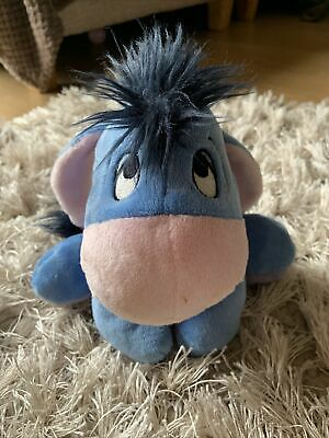£3 • Buy Eeyore Small Disney  Soft Toy Based On Winnie The Pooh Made Of Polyester