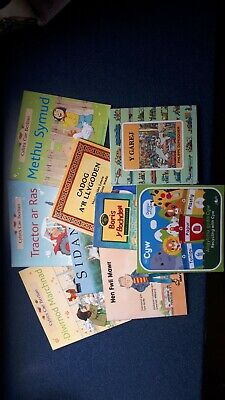 £7.99 • Buy Bundle Of Assorted Welsh Language Young Childrens Reading Books