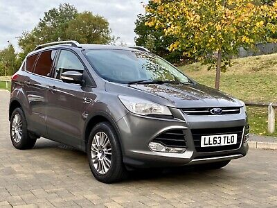 £8595 • Buy 2013 Ford Kuga 2.0 TDCi TITANIUM AWD ONLY 62K MILES! PERFECTLY WELL MAINTAINED!