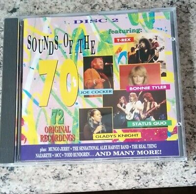 £5 • Buy Sound Of The 70s Cd