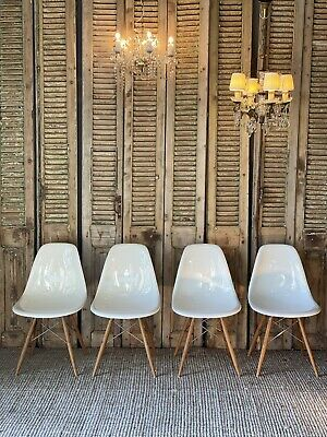 AU100 • Buy Set Of 4 Eames Style Dining Chairs