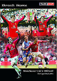 £5 • Buy FA Cup Final 2004 - Manchester United V Millwall (DVD, 2005)