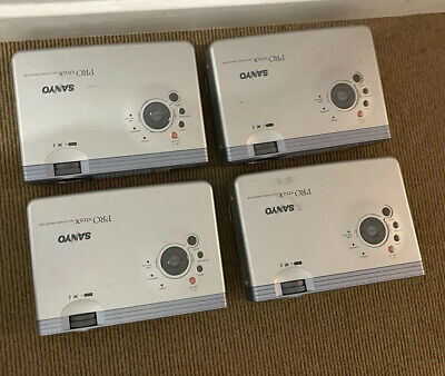 £50 • Buy Job Lot X 4 SANYO Pro XtraX Plc-Xu41 Multiverse Projector With Power Cables