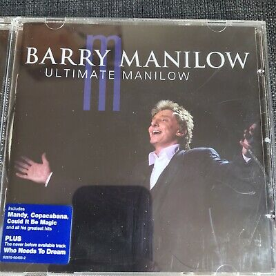 £1 • Buy Barry Manilow - Ultimate Manilow (CD, 2004)