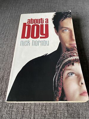 """£0.99 • Buy Nick Hornby Book """"About A Boy"""""""