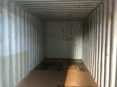 AU3999 • Buy 20' Cargo Worthy Shipping Containers
