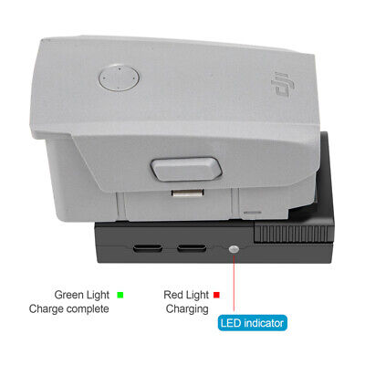 AU35.67 • Buy Battery QC3.0 Fast Charger Quick USB Charging For DJI Mavic Air 2S /Air 2 Drone