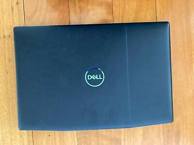 AU650 • Buy Dell Core I5 Tenth Gen, Used, Gaming Laptop, Black With Blue Back Lights.